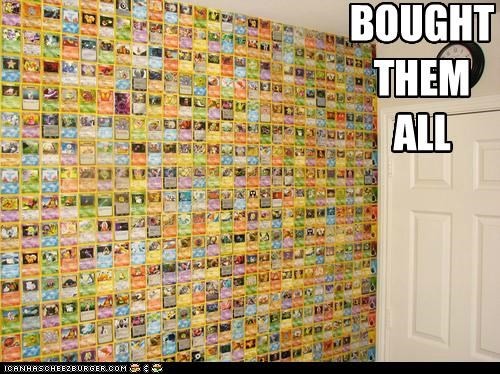 collection epic gotta-buy-em-all pokemon cards showcase toys-games wallpaper - 5124414208