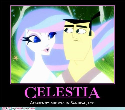 best of week cartoons mainstream princess celestia samurai jack TV - 5125127680