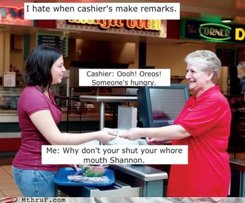 cashier,customer service,retail