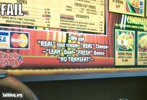 english failboat grammar g rated restaurant signs unnecessary quotes - 5125721600