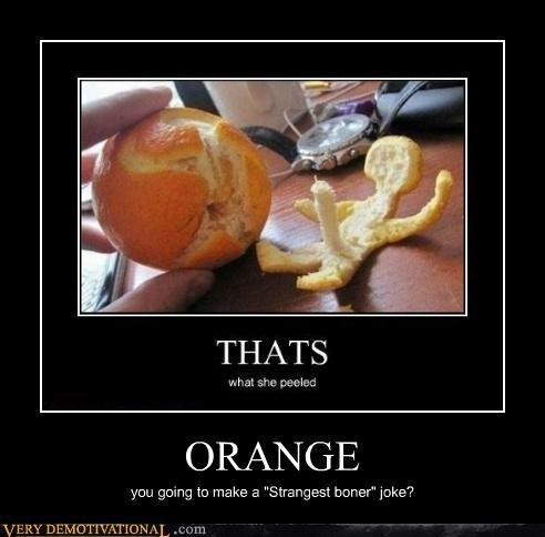boner orange peel Pure Awesome - 5125808384