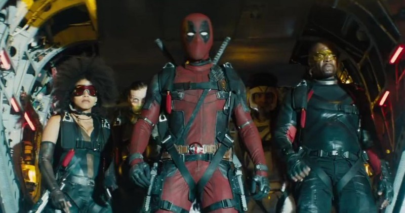 Funny piece about Deadpool 2 trailer and trolling blake lively, ryan reynolds.