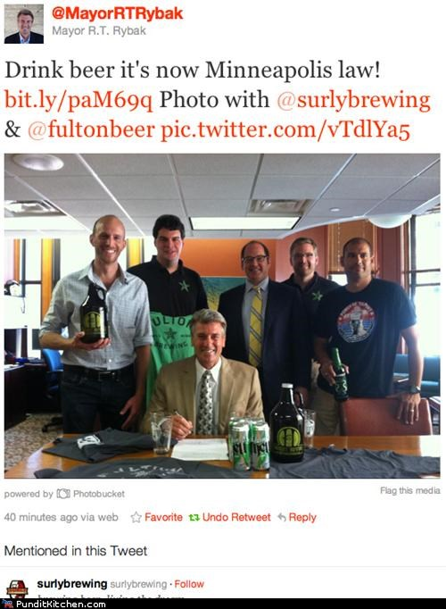 beer Minnesota political pictures - 5127432448