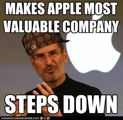 apple ceo expensive money news scumbag Scumbag Steve Jobs - 5127559680