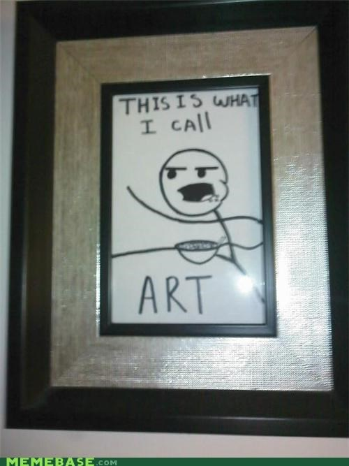 art cereal guy IRL money - 5128370688