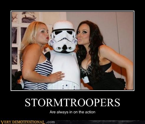 hilarious Sexy Ladies star wars stormtrooper - 5128461312