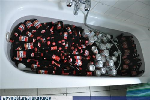beer,tub,awesome
