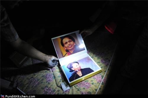 Condoleezza Rice,libya,moammar gadhafi,rebels