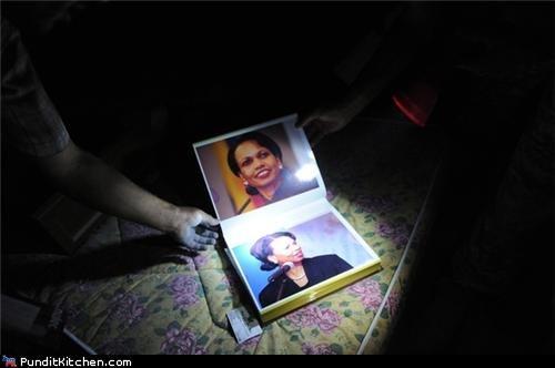Condoleezza Rice libya moammar gadhafi rebels - 5129910784
