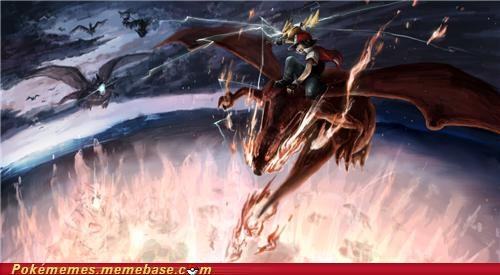 art beasts charizard epic pokemon battle - 5130147584