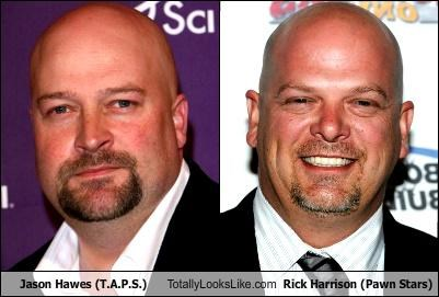 Jason Hawes (T.A.P.S.) Totally Looks Like Rick Harrison (Pawn Stars)