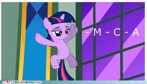 feeling down ponies racquetball twilight sparkle village people ymca - 5130675712