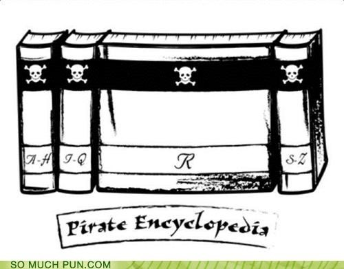 encyclopedia Hall of Fame letter lolwut Pirate r sound