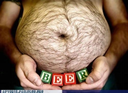 art beer belly funny - 5131256576