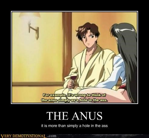 anime anus butt stuff idiots true