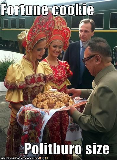 Kim Jong-Il political pictures