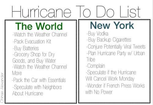 hurricane irene infographic - 5132092672