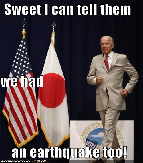 earthquake,Japan,joe biden,political pictures