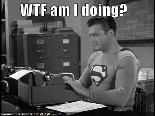 funny Photo superman - 5133453824