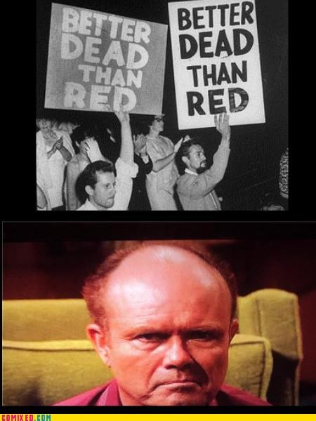 protests Red Forman that 70s show TV - 5133471488