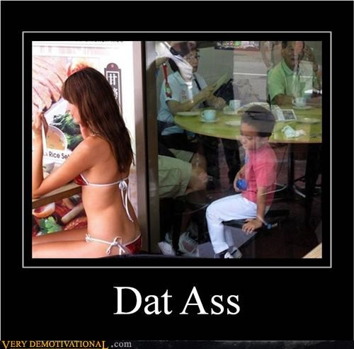 bikini dat ass hilarious kid wtf - 5133502464