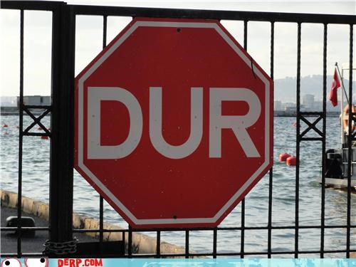 best of week DUR sign stop sign stop-derp-time - 5133551104