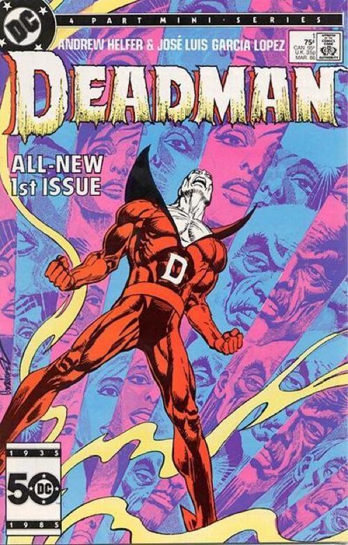 comics,cw,DC,DCU,deadman,eric kripke,tv shows