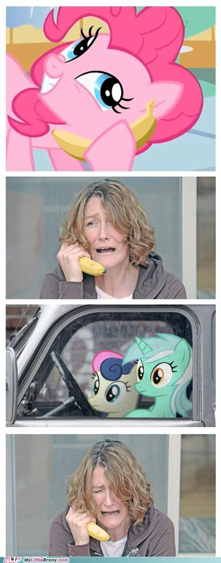 banana IRL pinkie pie telephone - 5133821440