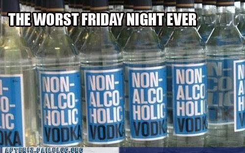 non-alcoholic vodka - 5134032384
