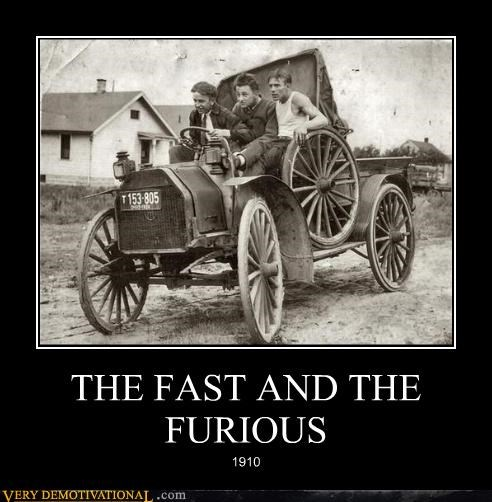 1910 Fast and Furious historic old times Sad - 5134673920