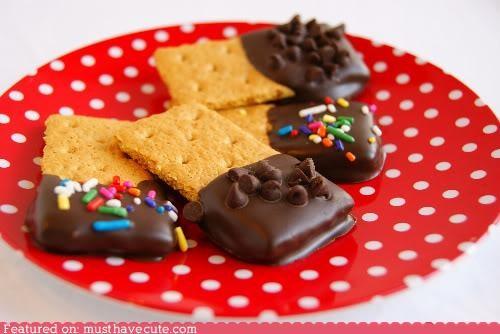 chocolate dipped epicute snack sprinkles - 5134738432