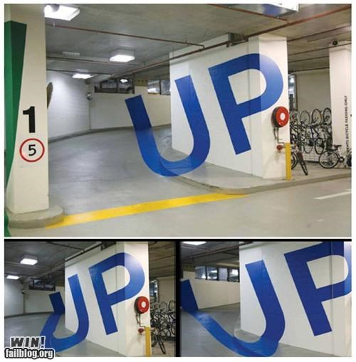 car convenient design parking parking garage sign - 5135030784