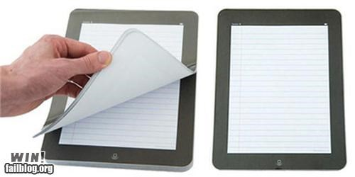 gadget ipad nerdgasm notepad notes Office Tech
