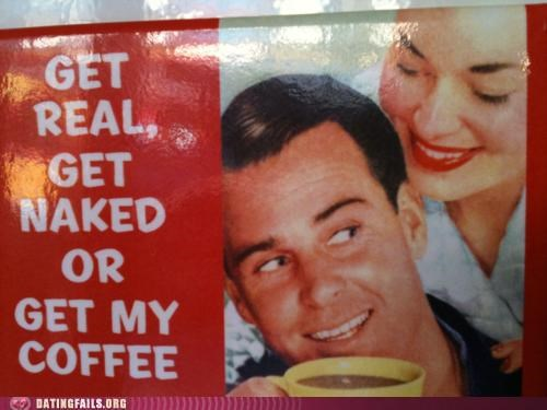 au natural coffee morning We Are Dating - 5135219456