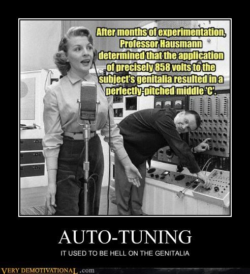 auto tune,historic,Music,technology,vintage