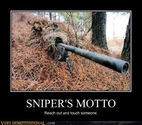 creepy gun sniper Terrifying wtf - 5135993600