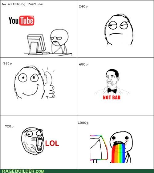 high definition,quality,Rage Comics,youtube