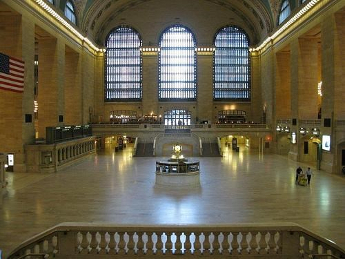 Grand Central Terminal hurricane irene MTA nyc Once-In-A-Lifetime Shot - 5138516224