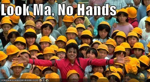 children Look Ma No Hands michael jackson musicians pedo bear roflrazzi touching - 5139450112