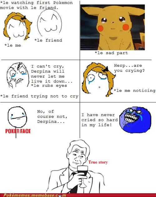 comic i lied meme Movie pikachu Rage Comics - 5142305792