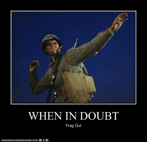 color demotivational funny Photo soldier war weapon