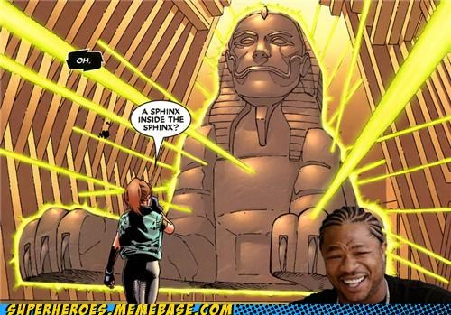 Inception sphinx Super-Lols yo dawg