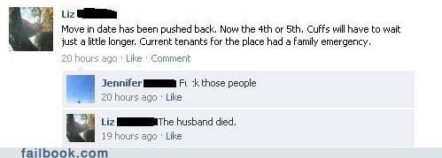 facepalm,family emergency,oops,selfish