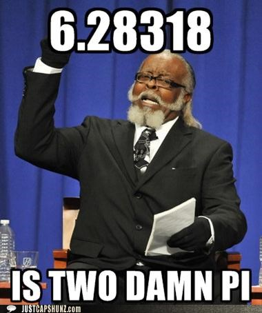 Hall of Fame,jimmy mcmillan,Memes,pi,Pundit Kitchen,puns,the rent is too damn hi
