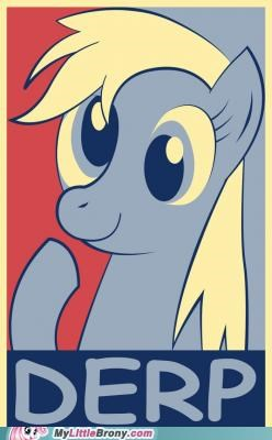 art crossover derp derpy hooves ditzy doo yes we can - 5144705280