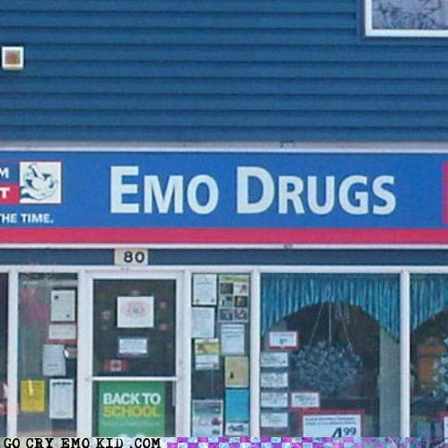 building drugs emo weird kid - 5144743680