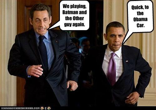 barack obama Nicolas Sarkozy political pictures - 5144908288