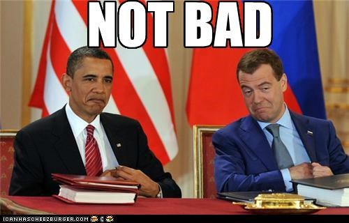 barack obama Dmitry Medvedev political pictures - 5144998912