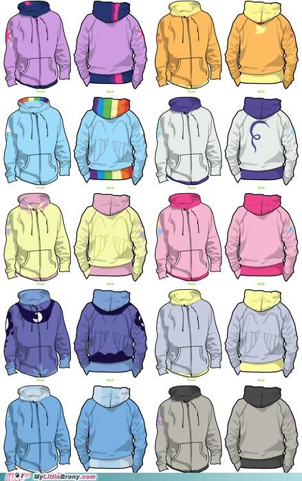 20-cooler best of week clothes dress like a brony hoodies outfits - 5145100032