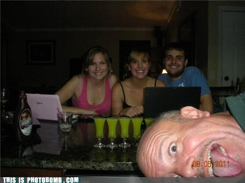 creepy old dude,drunk,Jägerbombed,shots,wasted